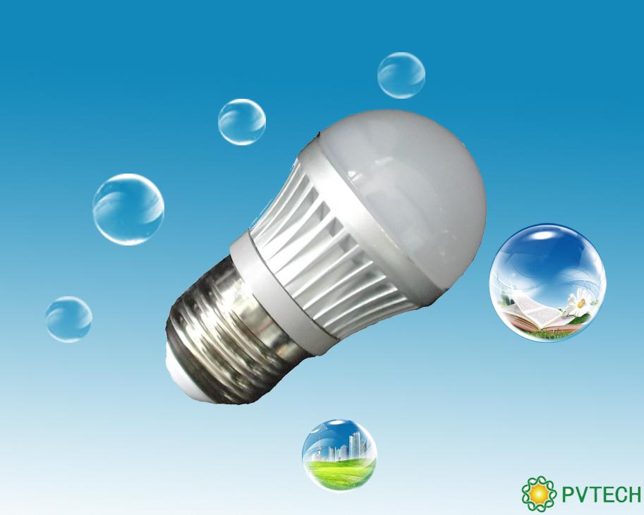 CE,ROHS,PSE,TUV approval LED bulb 3w 230lm , E26,E27,E14,E17 /di