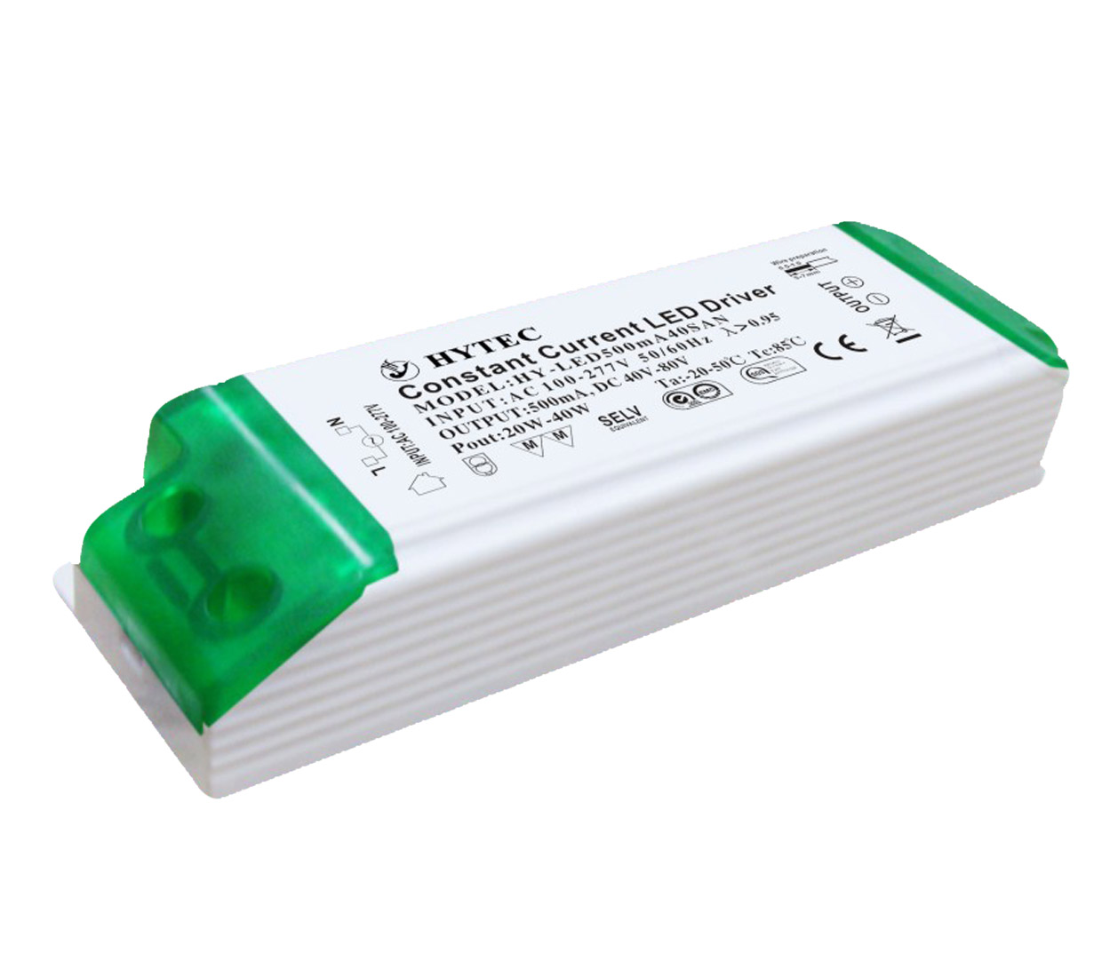 Dimmable LED Driver 40W (Leading/Trailing Edge)