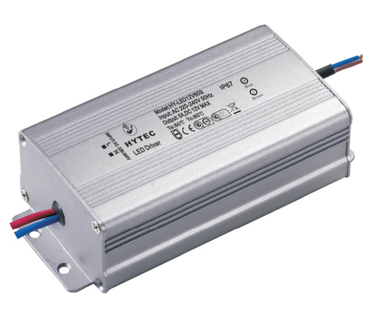 60W Series Waterproof Type (Constant Current)