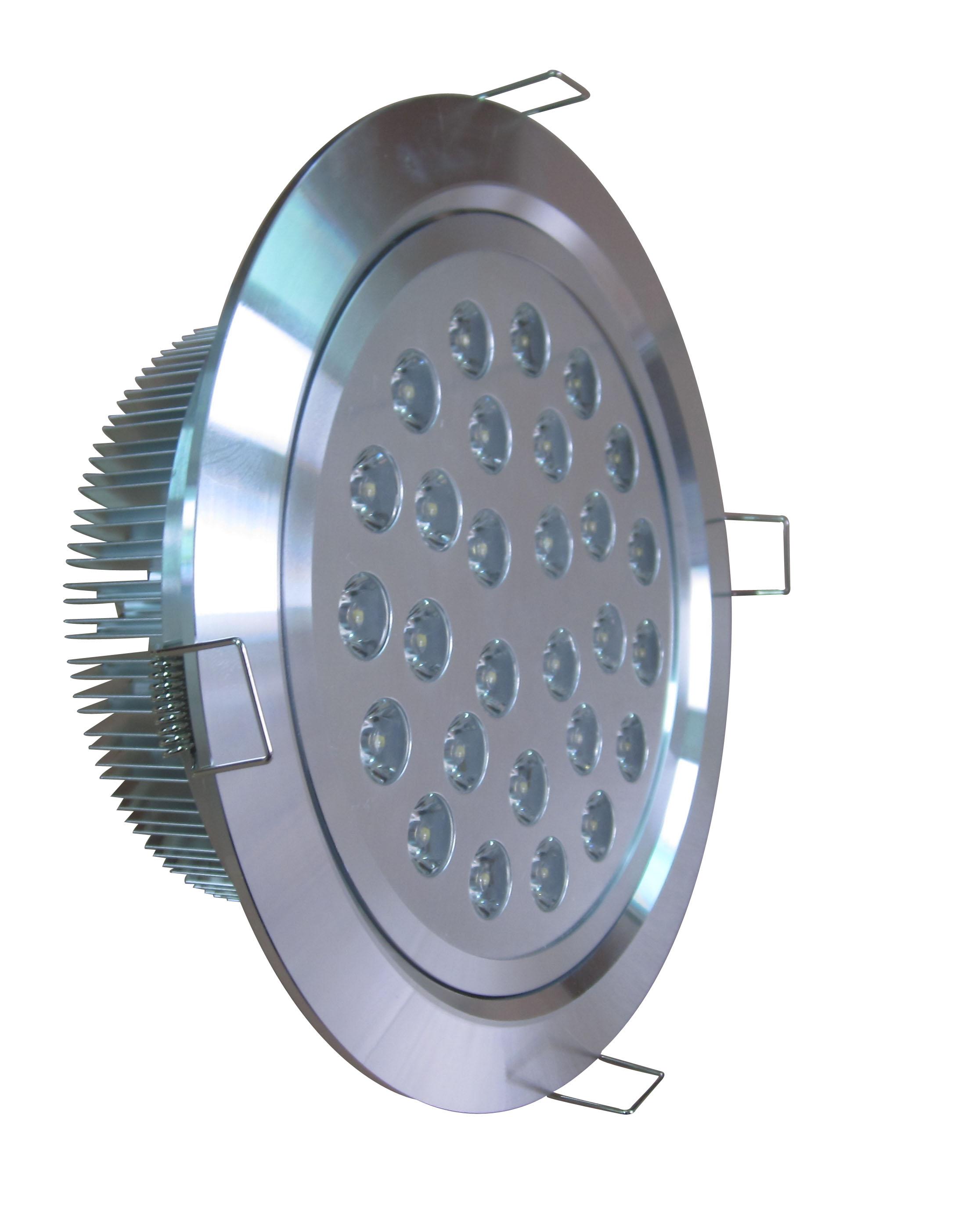 High power LED downlight 28W