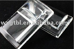 Glass Lens for Tunnel Lights