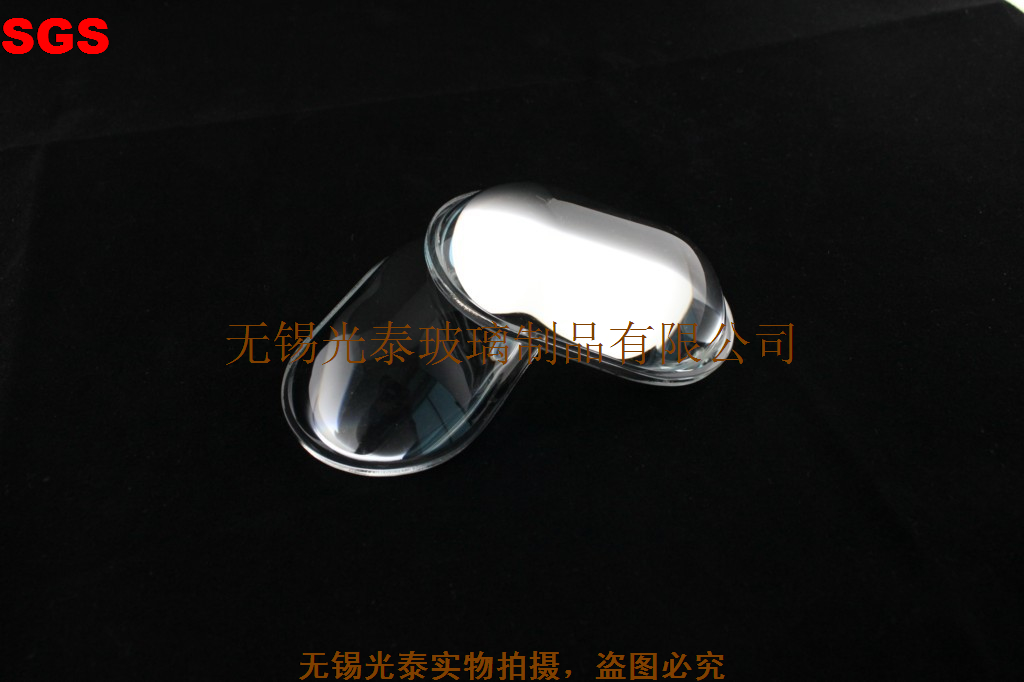 Glass Lens for Tunnel lights GT-SL02