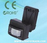 IP44 PIR motion sensor fitting floodlight SA013