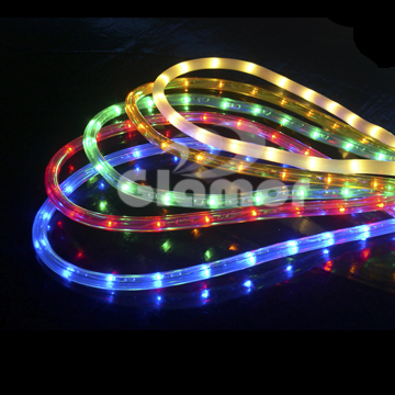 2 Wire LED Rope Light IP 54 CE certificate