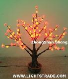Pan Jingshu LED LED Simulation Tree LED Fruit Tree LED Lilac