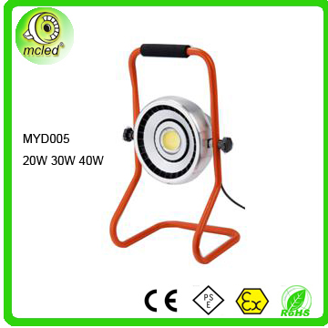 20w to 120w work light portable IP67 CE Rohs PSE certified