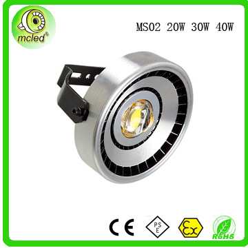 20w to 200w 80a Bridgelux chips Meanwell driver 3 years warranty tunnel lights