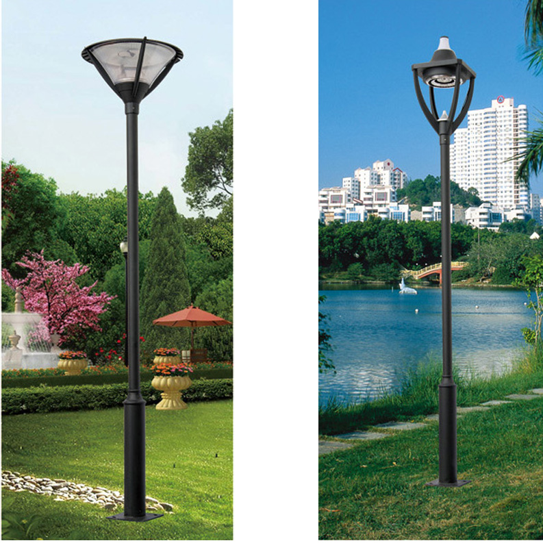energy saving garden lighting led light source