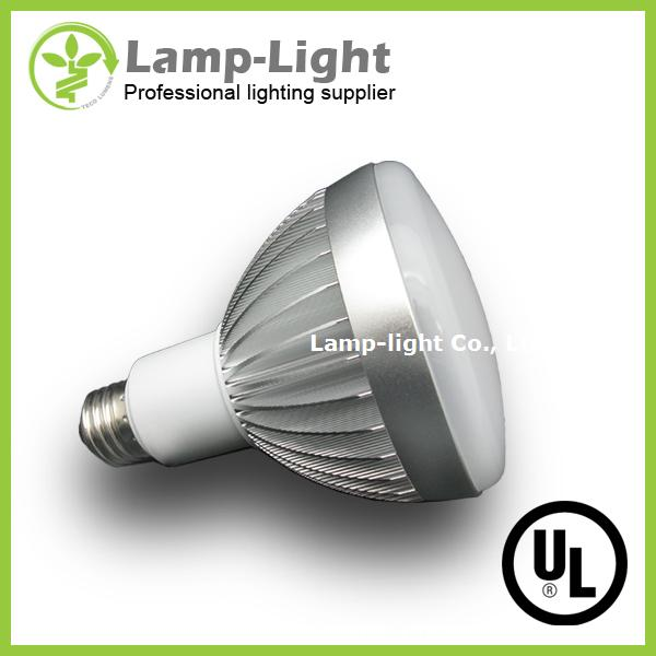 UL/CUL 15W 1100lm Dimmable LED BR40 Lamp