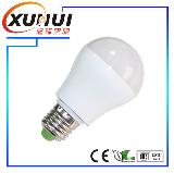 led bulb lamp CE RoHS warm white e27 3w 5w