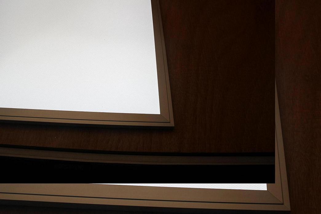 diamond prism panel light