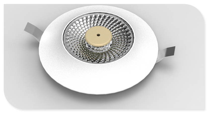 Led downlight 18W energy saving