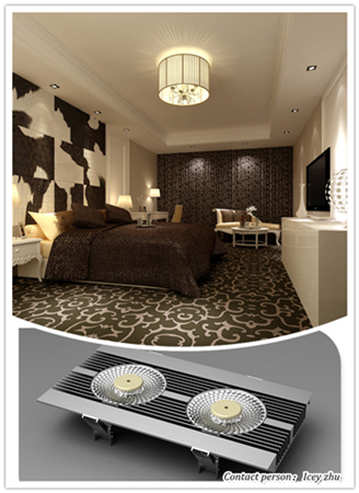 Led grille lamp 18W*2 energy saving with amazing design