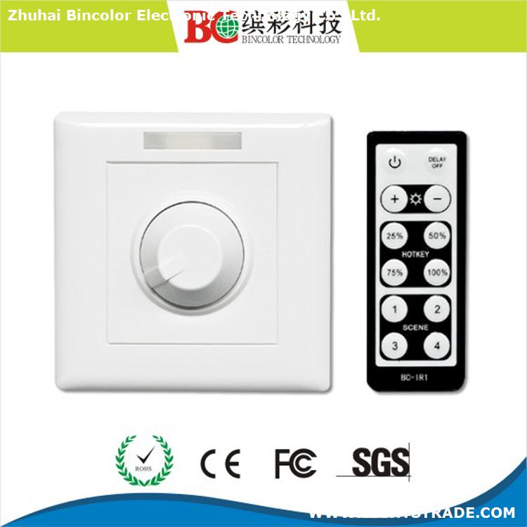 Constant Current 350ma 700ma LED dimmer dc12-48v