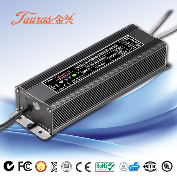 Constant Voltage 24Vdc 100W VA-24100D024 LED Power tauras