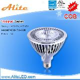 warm white UL cUL COB LED PAR38 17W ,high quality