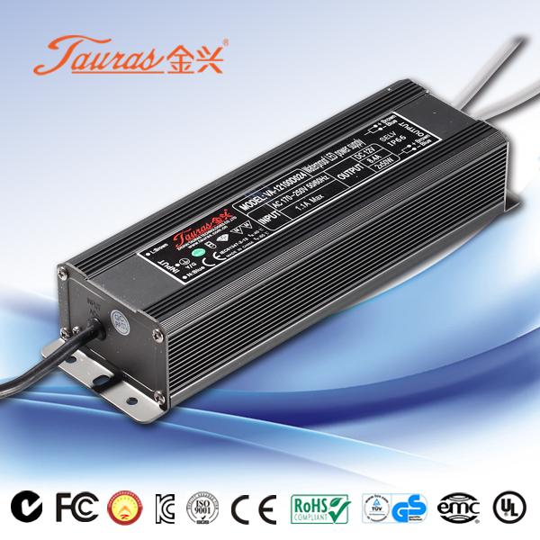 SAA certified 12vdc 100W LED POWER VA-12100D024