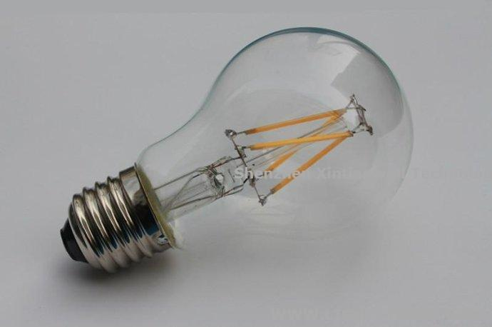 360 degree LED filament bulb