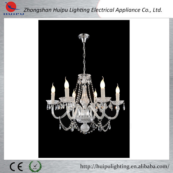 Hot sale hotel description crystal chandelier