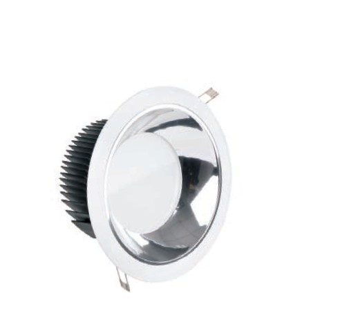 LED Down Light, CE/SAA/RoHS, 12W~40W