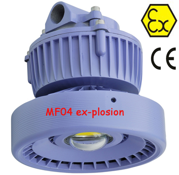 ATEX certification high lumen good quality 30W LED Explosion proof light
