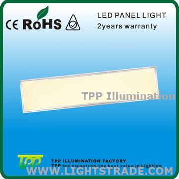48W led flat panel light 300*1200mm