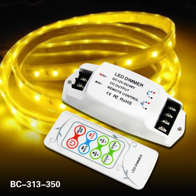 DC12V-DC48V Constant current led CT controller 350ma
