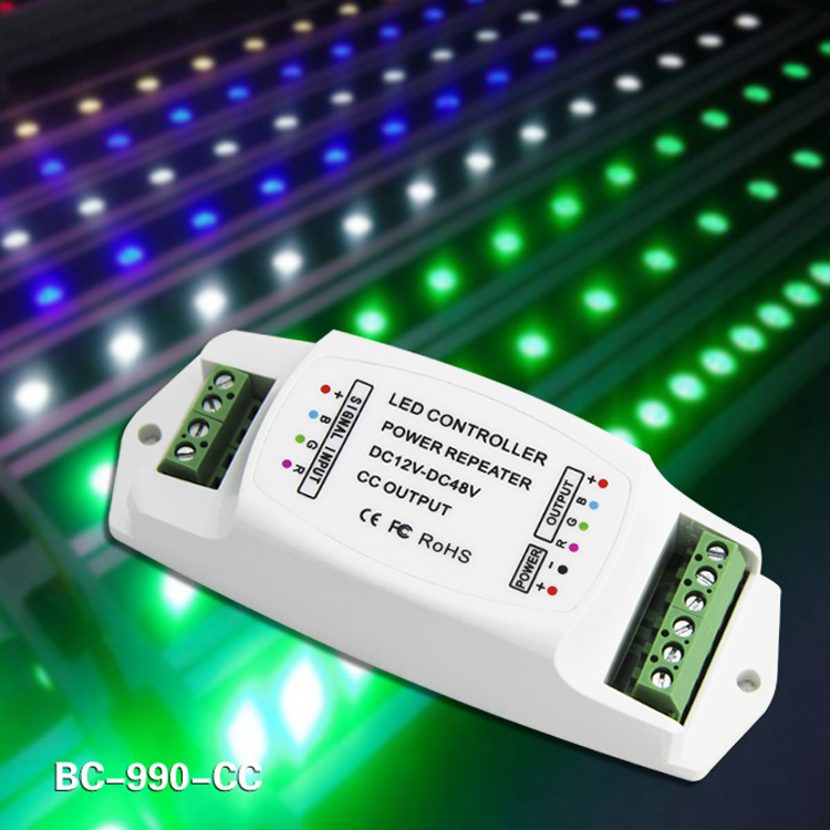 DC12-48v Constant current 350ma-2700ma LED amplifier