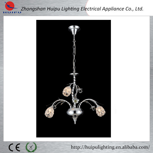 Modern hot sale high quality crystal shade chandelier