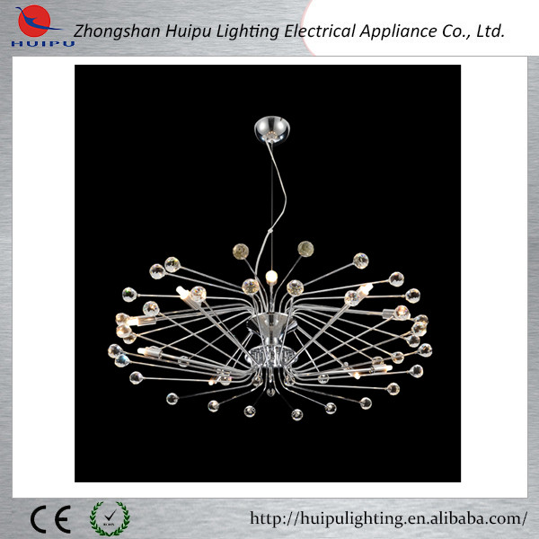 2014 new products high quality iron chandelier