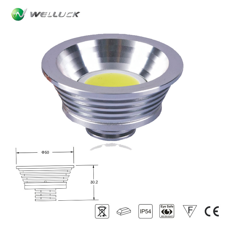 LED light source, COB,Bulb,3W,energy saving LED lamp,With CE