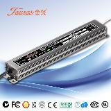 Constant Current 80Vdc 310mA Waterproof LED Swtitching Power Supply JAS-80310D045 Tauras