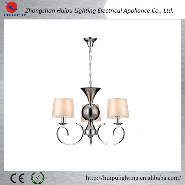 Modern hotel pendant light big iron ball light