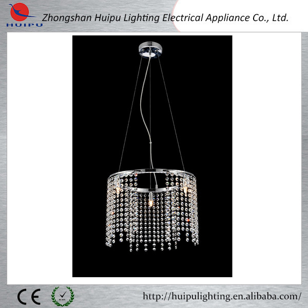 New crystal G9 bulb pendant lamp