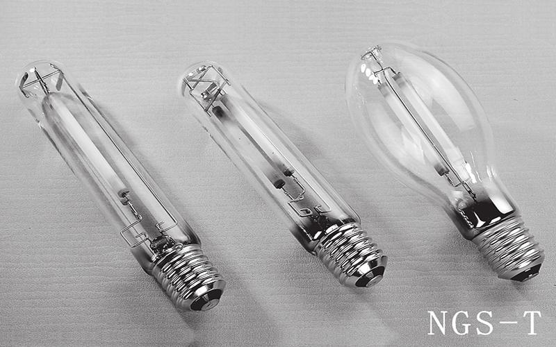 Double Tube High-Pressure Sodium Lamp