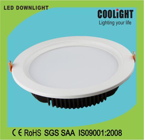 8inch 30W round LED downlight