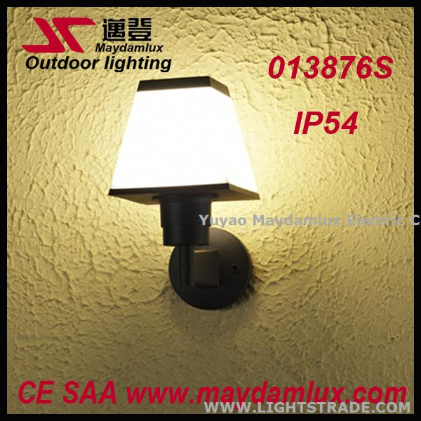 IP54 led waterproof wall light