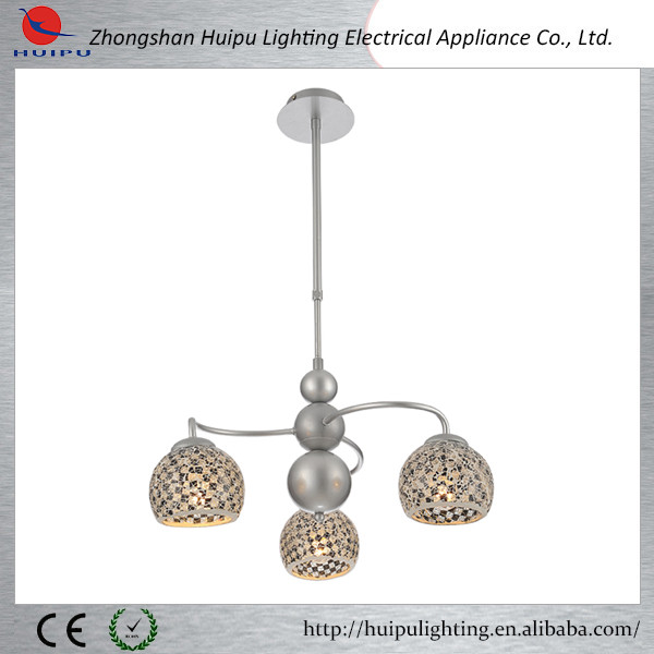 New product mosaic glass lampshade pendant lamp