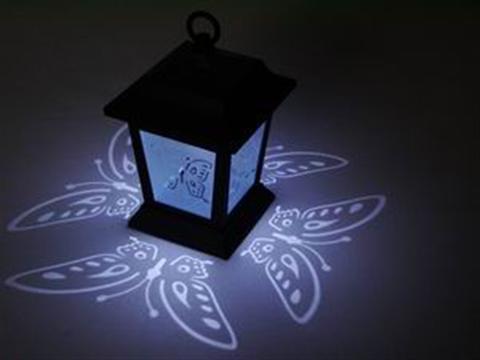 Solar Projection Lamp(butterfly) In Garden Light,Solar Projection Lamp(butterfly)  Detailed Information