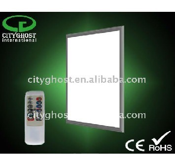 Ultra slim 9mm Remote Controlled Dimmable LED Panel light