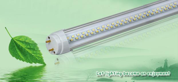 T8 LED tube light SMD (2ft/4ft)