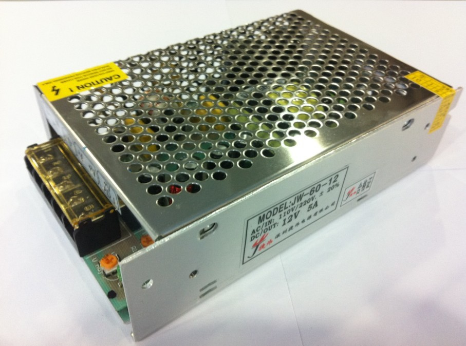 12V5A swicthing power supply