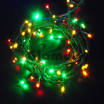 LED Light Strings PVC wire connectable