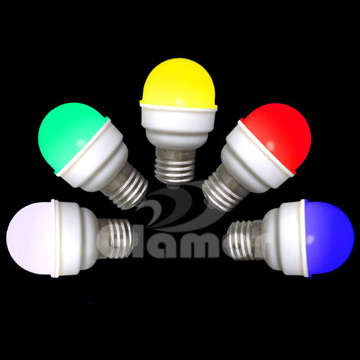 LED Pixel Bulbs CE approved PC cover shock resistant