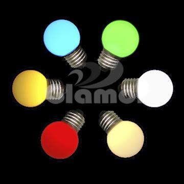 Glamor LED Digital Bulbs PC cover shock resistant