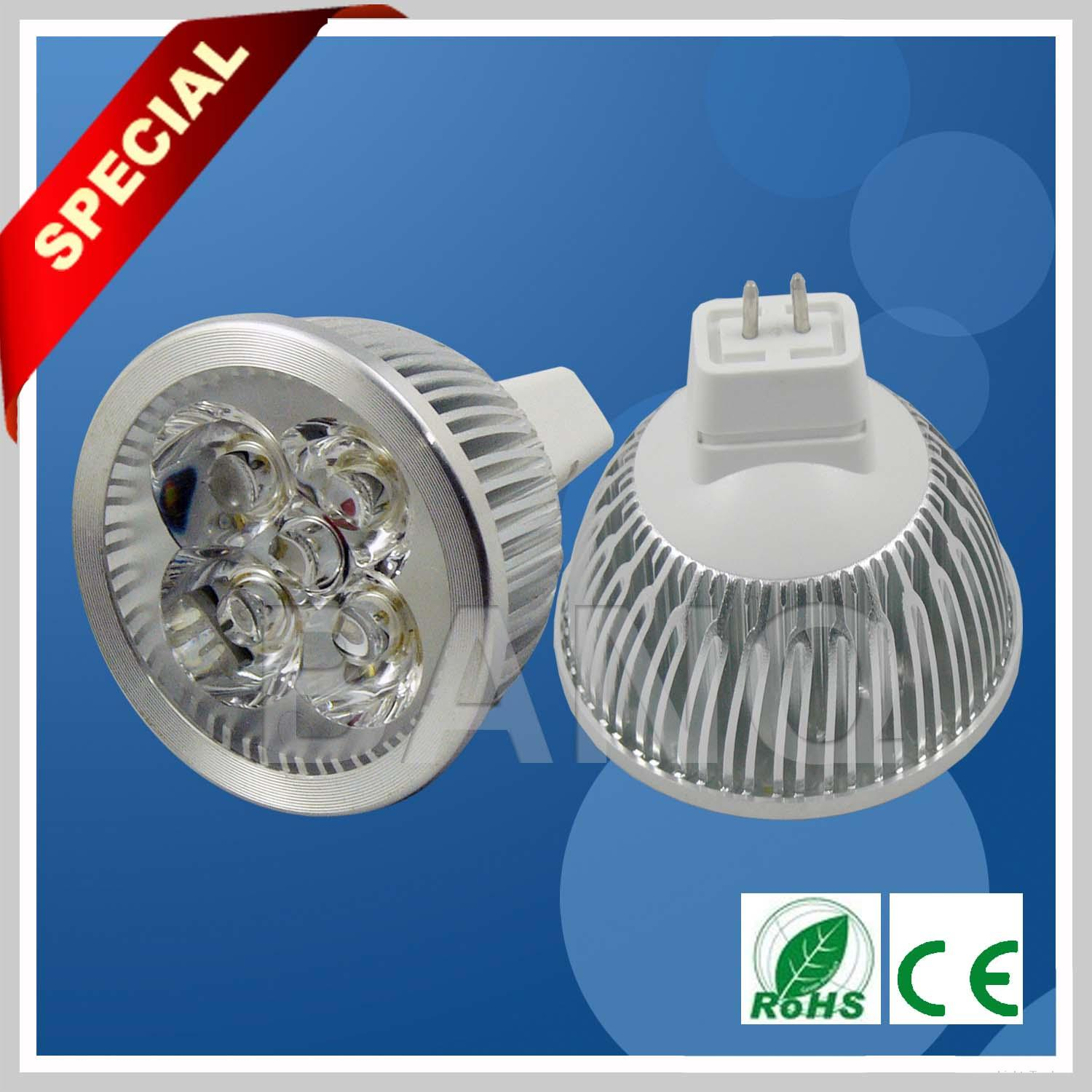 4W MR16 LED light