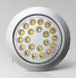 Dimmable LED Ceiling Light 21*1W