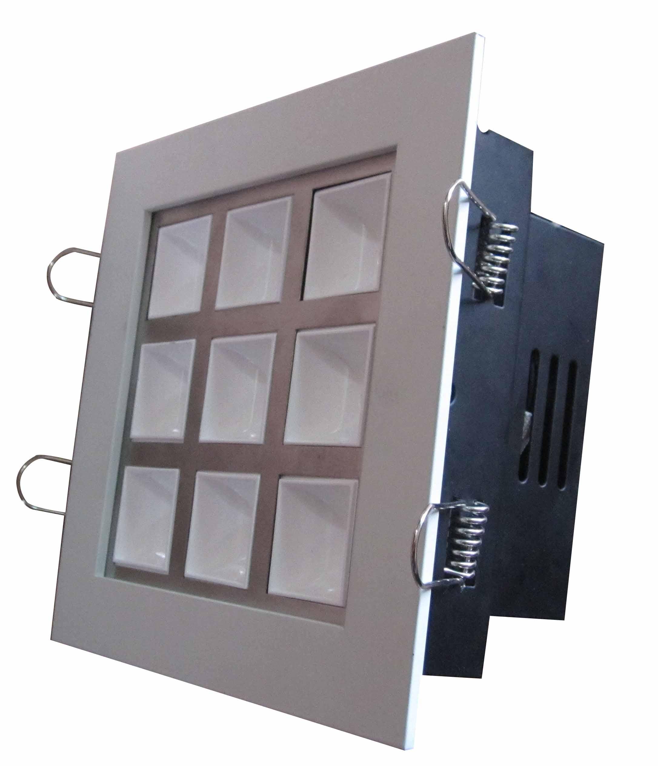 New LED grille light--4/9/16/25W