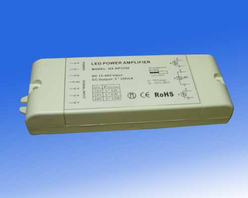 3-Channel Constant Current Power Booster
