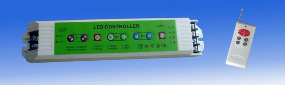 LED Remote controller(RGB Controller)